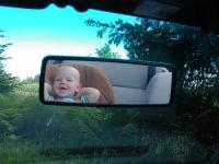 Boy in Cabrio