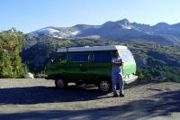 Tioga Pass Yosemite surroundings