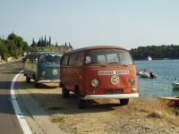 First seen bus in Dubrovnik Croatia
