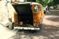 Mexican barndoor circa 1996