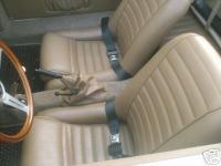 Speedster Replica Seats
