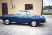 1965 Type 3 Ghia with Sunroof