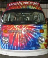 One Hippy Home on wheels