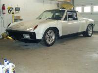 Porsche 914/3.6 conversion