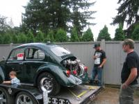 great canadian vw show 2007.....the constant's bbq