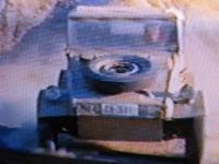 Kubelwagen in Indiana Jones and The Last Crusade