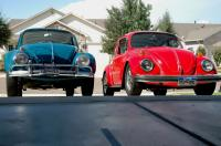 1974 Beetle and 1966 Beetle