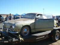 Lowlight Ghia for sale at the show