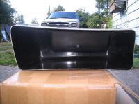 fiberglass glove box for ghia