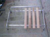 Decklid rack for my type 3 Sharky 2