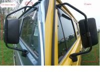 T25 Exterior wing mirrors