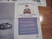 Washington Post Ad - VW HQ Move