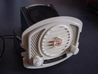 One of our new reproduction Becker Monza radios