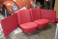 D&S Leather interior