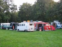 Dutch Splitbus forum meeting, Oirschot  - the Netherlands