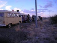 Jerome 2007 - Caravaning to Phoenix