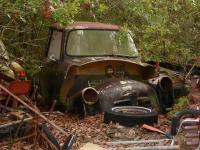 Fiberglass Truck