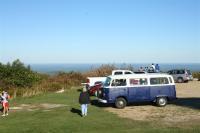 78 Bus on top of Mt. Wachusett