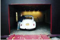 garage and car II