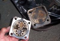 Oil Pump was toast...