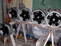 two-tone five spokes