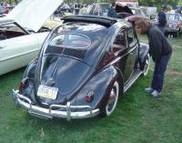 Superb HPOF '57 Sunroof Bug at Hershey 2007 Fall Meet