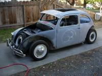 1959 Ragtop Beetle Driver Side
