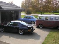 The 3 cars