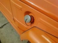 chained gas cap