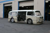 Slightly modified 72 VW Bus