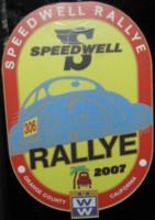 speedwell rallye