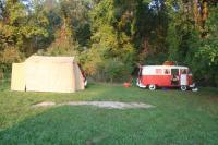 Early Fall Camping in Ohio