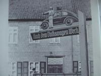 Volkswagenwerks sign kdf era