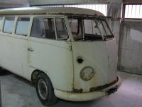 My new find. RHD 64' Ambulance with Safari Window.