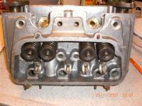 356 heads and pistons??