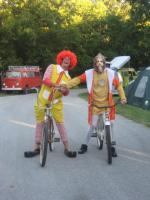 Ronald McDonald & The King