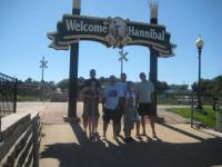 group photo in Hannibal,MO