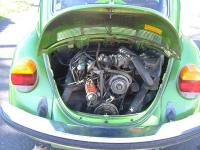 1977 Fuel Injected engine