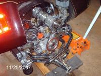 My 2010cc Engine