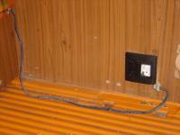 74 Westfalia mains power cable