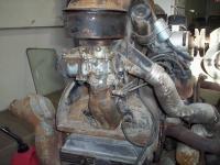 Dual carb engine scored!