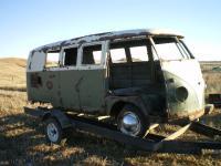 original palm green 60' ish camper?