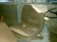 """The"" seat for trade on the samba"