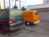 VW dealer in Italy