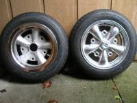 Crestline Wheel with 145/15