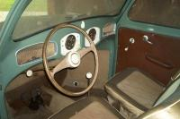 Swedish barnfind 1950 split bug, the car now resides in C.A*