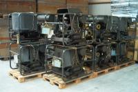 lot nos vw 36hp engines 52-55