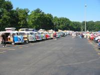 Columbus, Ohio VW Show 2002
