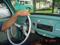 '63 ragtop dash