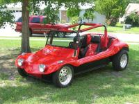 mendotel 4 seat buggy 1973